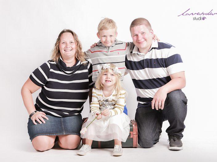 Ảnh gia đình Marttin